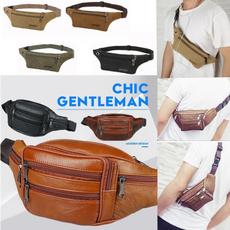 canvaswaistbag, zipperbag, Outdoor, Waist