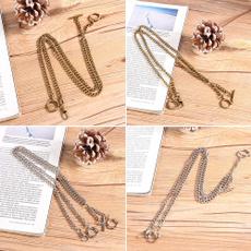 pocketwatchlink, Antique, metalpocketwatchchain, Chain