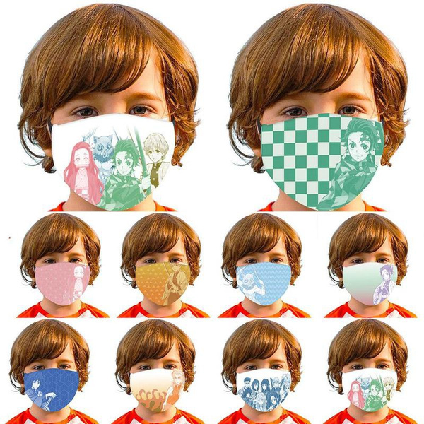 blackmask, Cosplay, Demon, mouthfacemask