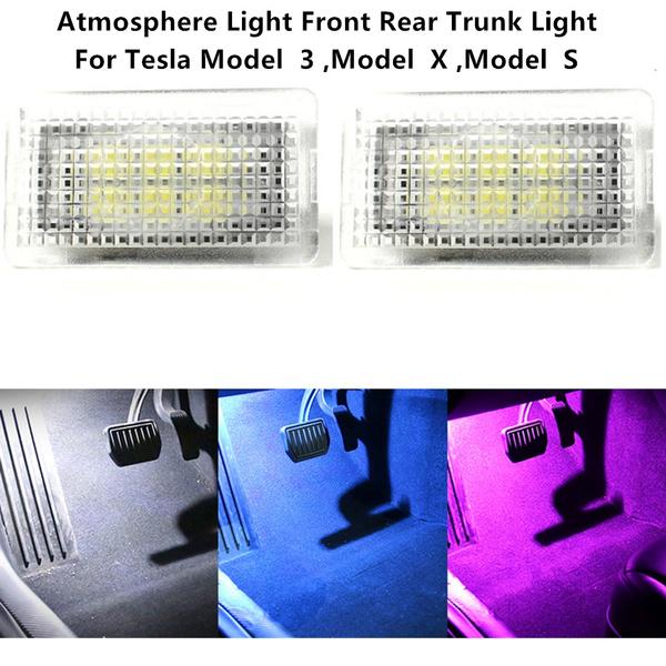 trunklight, teslagear, tesla, lights