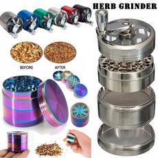 metalherbgrinder, alloytobaccogrinder, tobacco, Herb