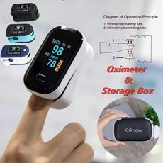 sphygmomanometermonitor, Heart, oximeterfingertippulse, saturimetrodadito