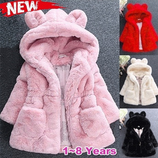 babygirlscoat, Fleece, Fashion, fur