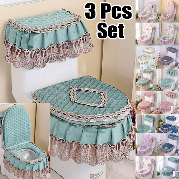 watertankcover, Lace, toiletsupplie, Cover