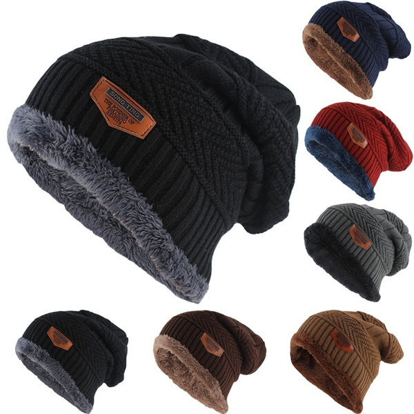 Beanie, Fashion, Cotton, Winter
