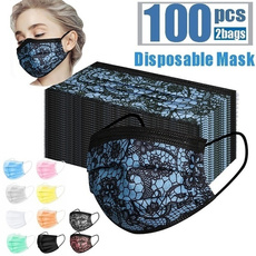 Outdoor, dustmask, Lace, surgicalmask