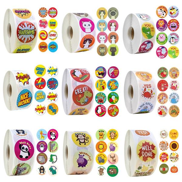 cute, seallabel, animalssticker, Stickers