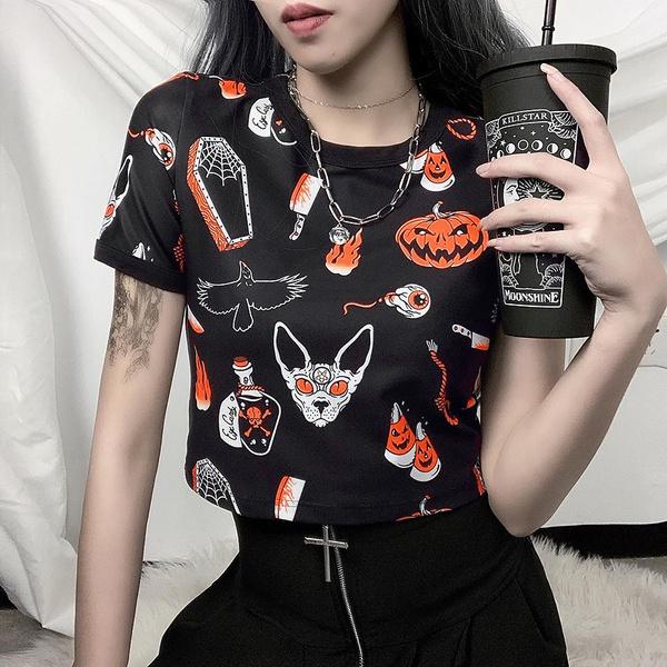 Fashion, halloweenparty, Halloween Costume, Tops
