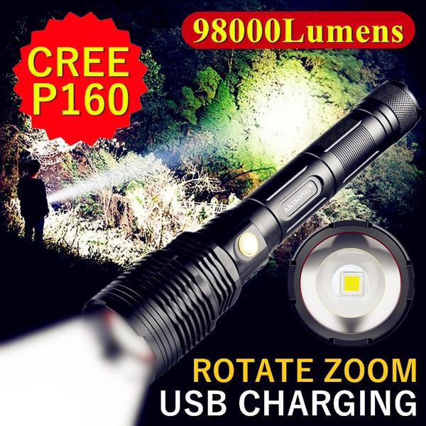 Flashlight, Outdoor, patrol, Hunting