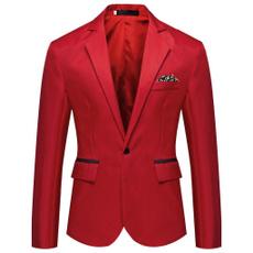 Fashion, Blazer, Coat, Slim Fit