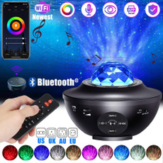 Night Light, projectorlight, bluetooth speaker, Хеллоуїн