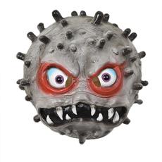 latex, halloweengift, Halloween Costume, virusmask