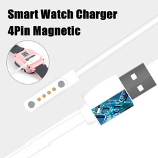 smartwatche, charger, 4pinpowercable, microusbcable