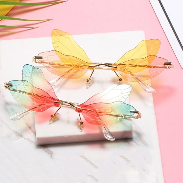 butterfly, Aviator Sunglasses, Fashion, dragonflysunglasse
