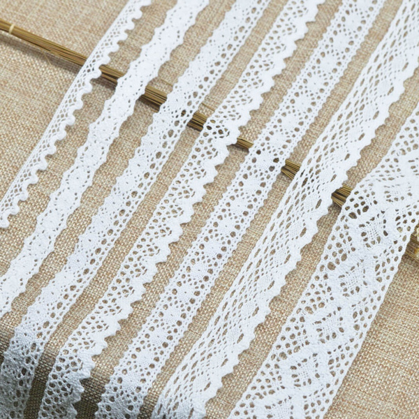 lace trim, Lace, sewinglace, Sewing