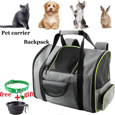 travel backpack, cathandbag, airlinepetcarrier, dogbackpack