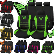butterfly, carseatcover, carseatcoverfullset, Cars