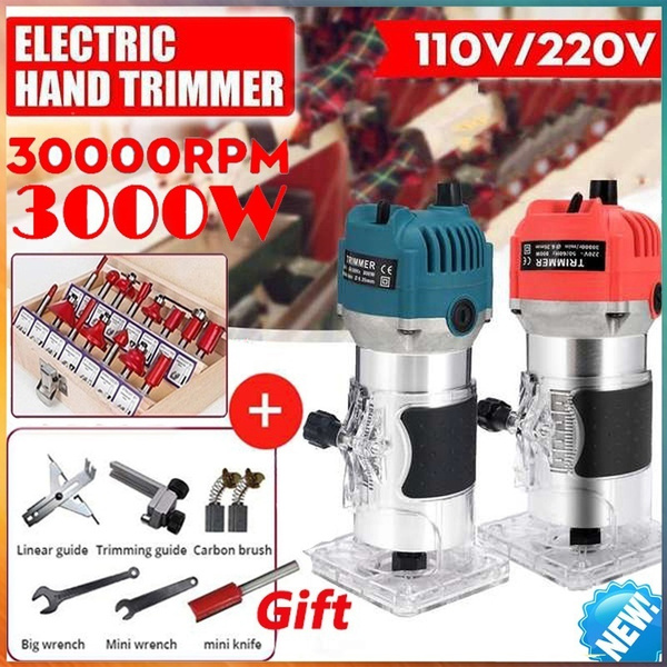 electricrouter, trimmingmachine, woodworkingtrimmer, Tool