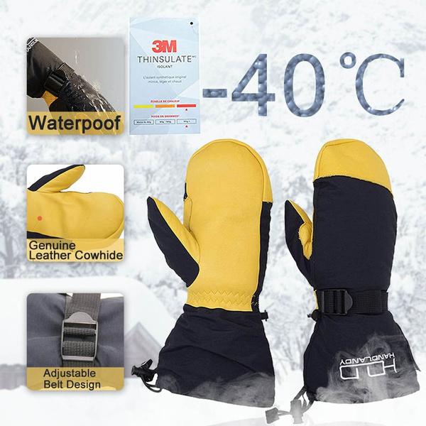 Outdoor, Cotton, Winter, Waterproof