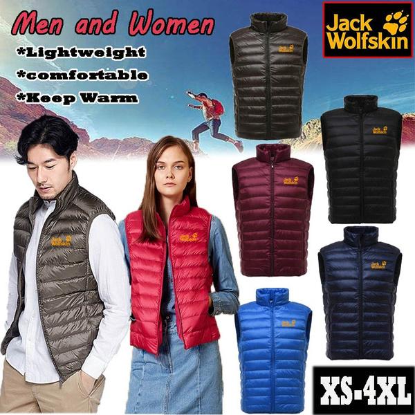 Vest, Shorts, standupcollar, Waterproof