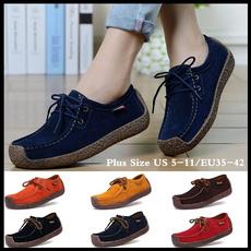 casual shoes, casualshoeswomen, Suede, Flats