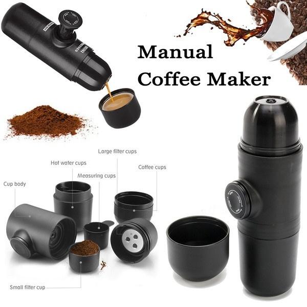 Mini, coffeegrinder, coffeemachine, Home & Living