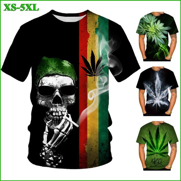 Summer, Fashion, leaf, Shirt
