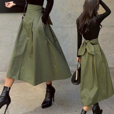 long skirt, Fashion, Ladies Fashion, Lady