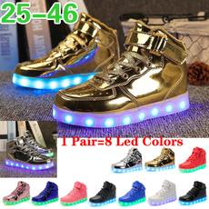 ledshoe, Sneakers, Fashion, kiddanceshoe