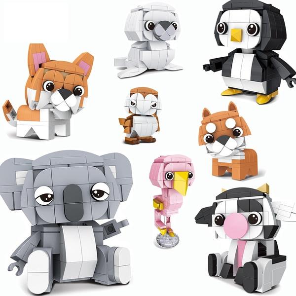 Owl, koala, cow, Classics
