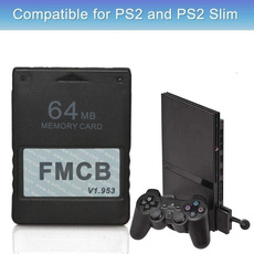 Playstation, Video Games, ps2memorycard, Memory Cards