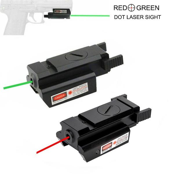reddotlaser, tacticallaser, pistol, Laser
