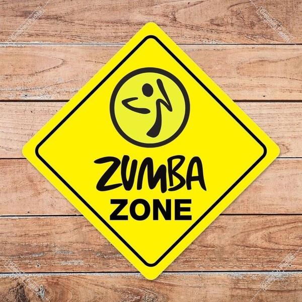 Funny, Decor, zumba, zone