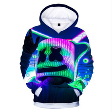 roblox, hooded, Dj, pullover sweater