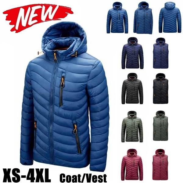 hooded, Winter, winter coat, Coat