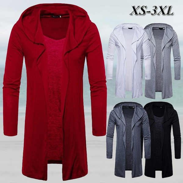 cardigan, Winter, solidcolorjacket, openfront