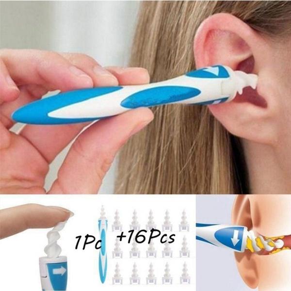 Cleaner, earcaretool, earcleaner, Silicone