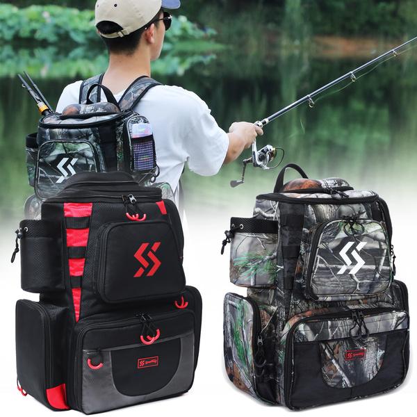 fishinglurebag, camping, Hiking, Waterproof