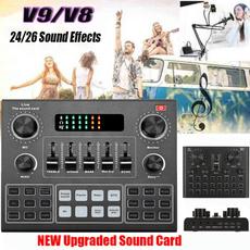 broadcastsoundcard, Outdoor, livesoundcard, Equipment