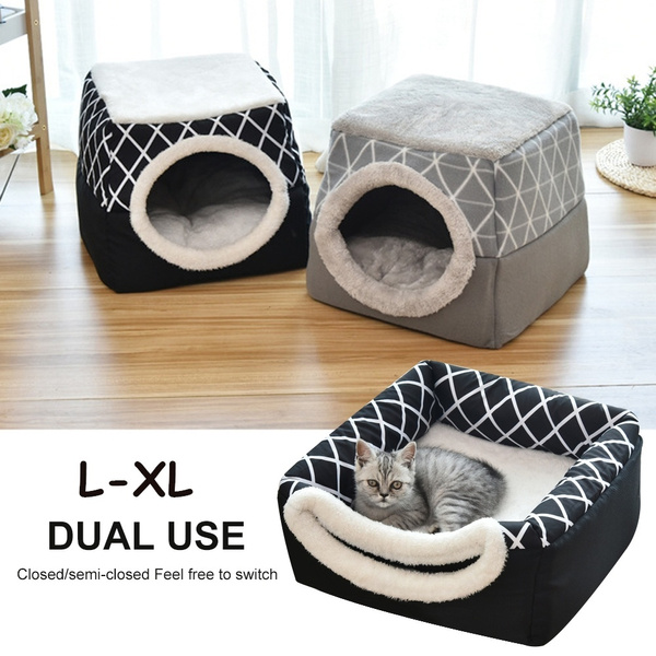 cathouse, dogkennel, Winter, Pet Bed