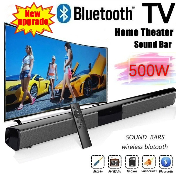 Remote, Bass, soundbar, bluetooth speaker