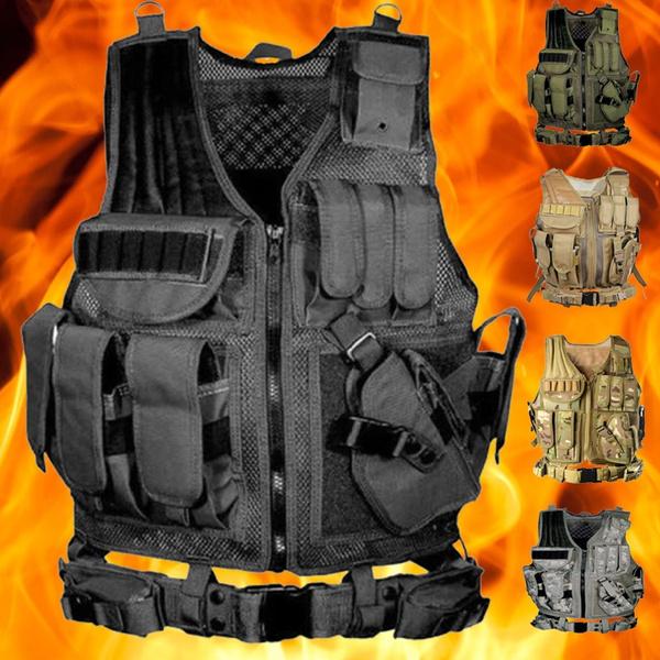 Vest, tacticalvestforhunting, Combat, tacticalmilitaryvest