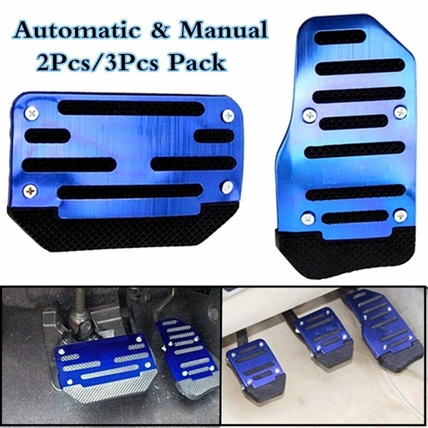non-slip, automaticcar, clutchpedal, brakepedal
