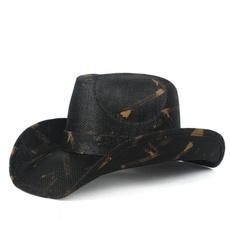 Summer, Fedora Hats, Beach hat, Cowboy