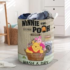 Polyester, Laundry, customlabel0wishlaundrybasket, Baskets
