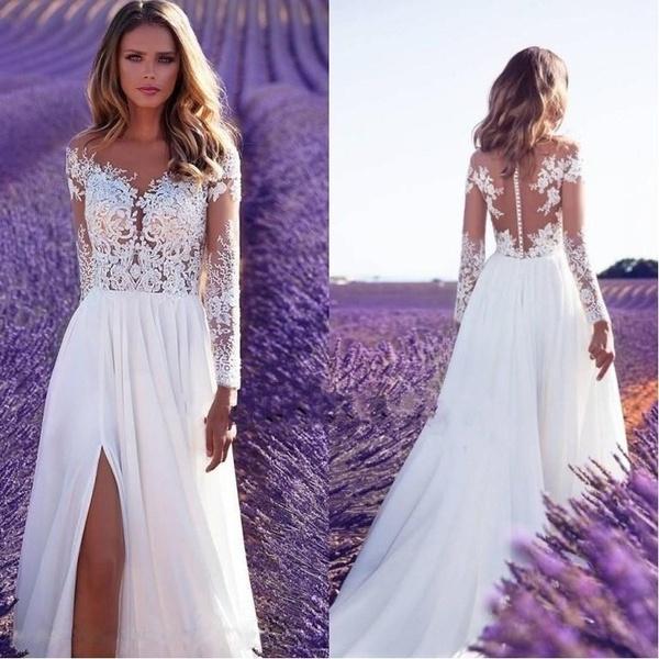 Fashion, Lace, Evening Dress, Dress