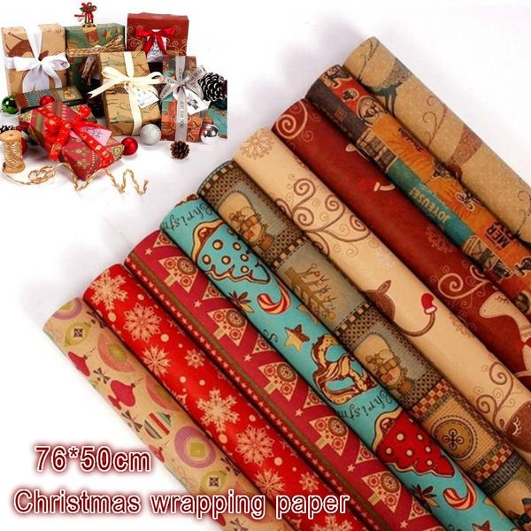 christmaswrappingpaper, Decor, Christmas, Gifts