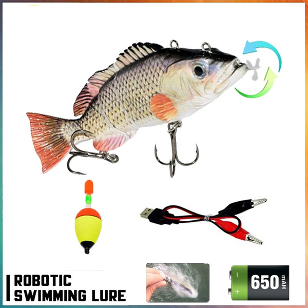 Lures, electriclure, bait, Electric