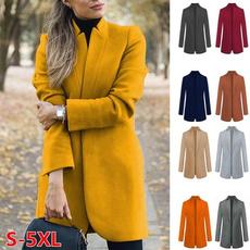 woolen, woolen coat, Winter Coat Women, Winter
