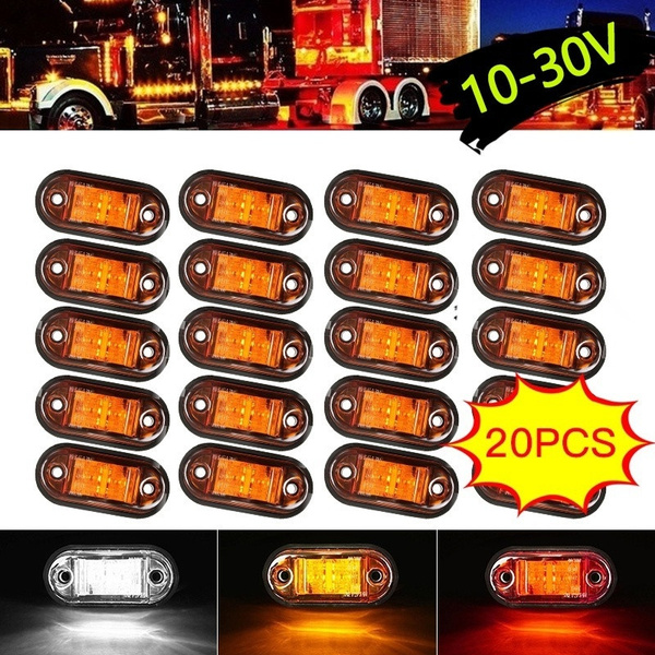 Lighting, signallight, truckled, ledindicator